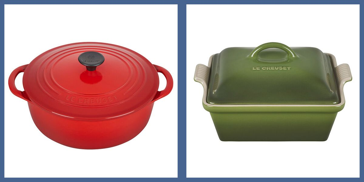 Le Creuset Is Holding a Factory to Table Sale Right Now