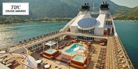 best luxury cruise lines