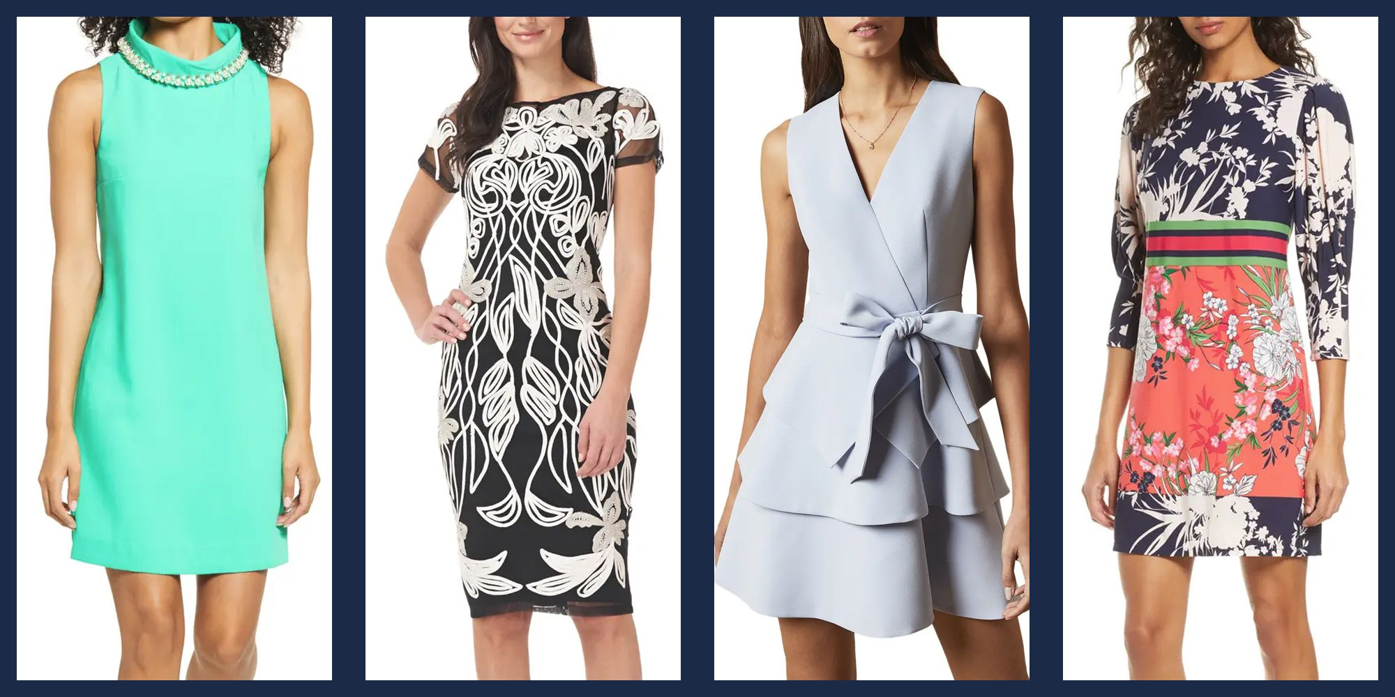 15 Chic Kentucky Derby Dresses 2021 Best Derby Day Dress Ideas For Women