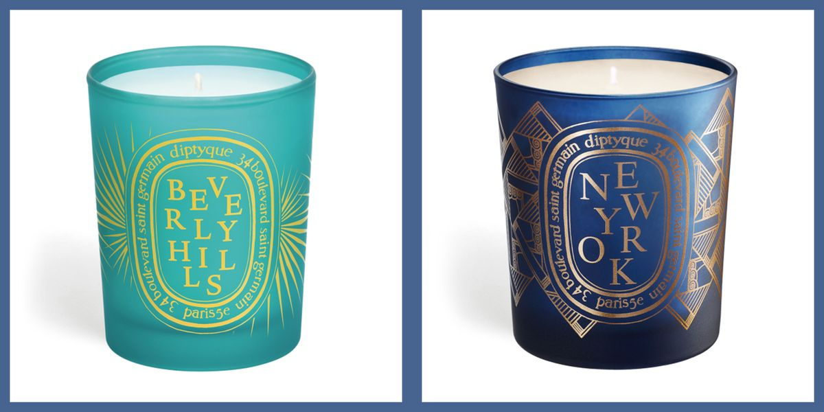 Diptyque is Relaunching its Popular City Candles for One Week Only