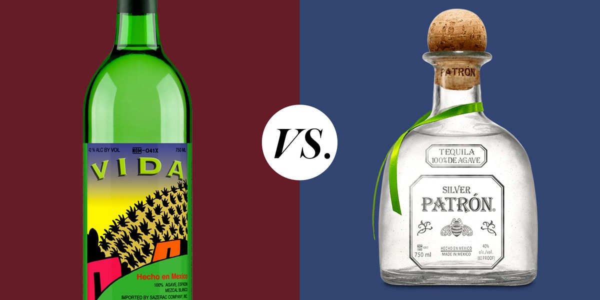 Mezcal Vs Tequila What S The Difference Between Tequila And Mezcal