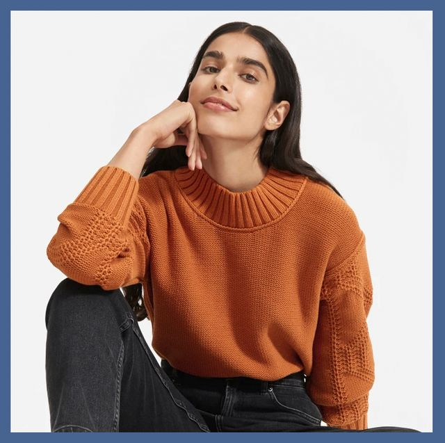 Clothing, Sweater, Sleeve, Neck, Shoulder, Outerwear, Top, Fashion, T-shirt, Blouse,