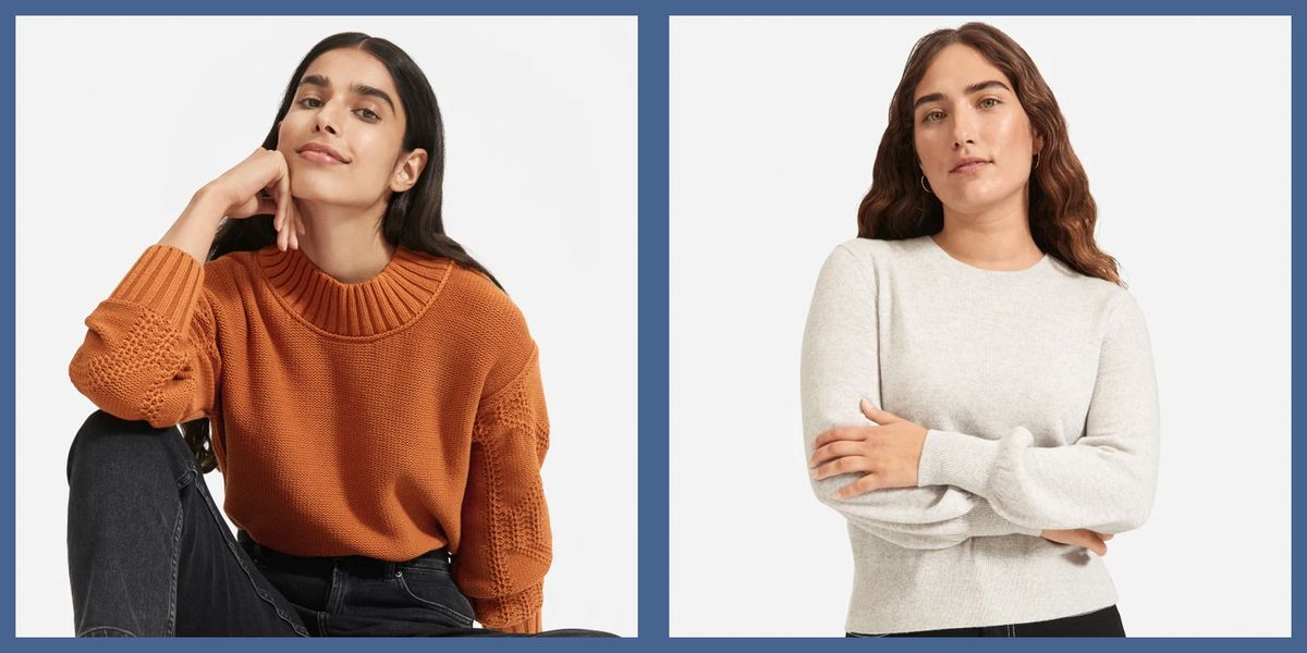 Everlane's Coveted Cashmere is Now On Sale for 'Choose What You Pay'