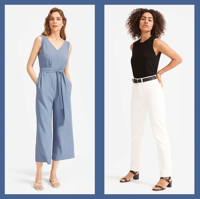 everlane sale clothing