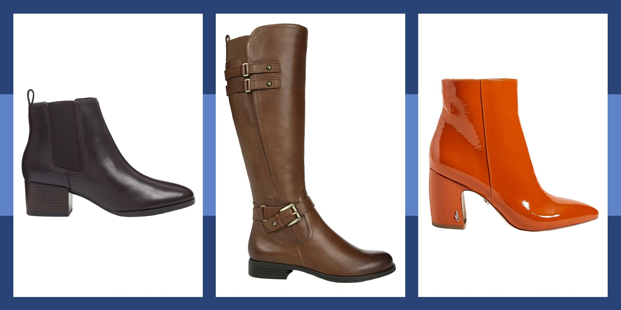 20+ Best Boots for Fall 2019 , Cutest Fall Boot Trends for Women