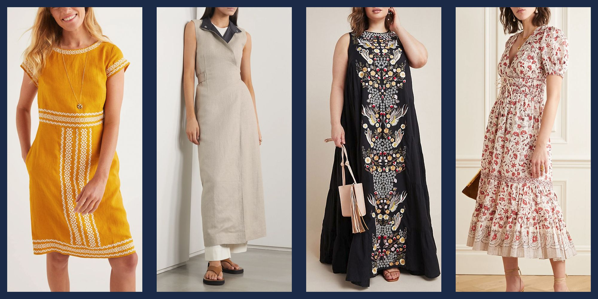 8 Most Stylish Fall Dresses to Wear in 8 - Best Fall Dresses