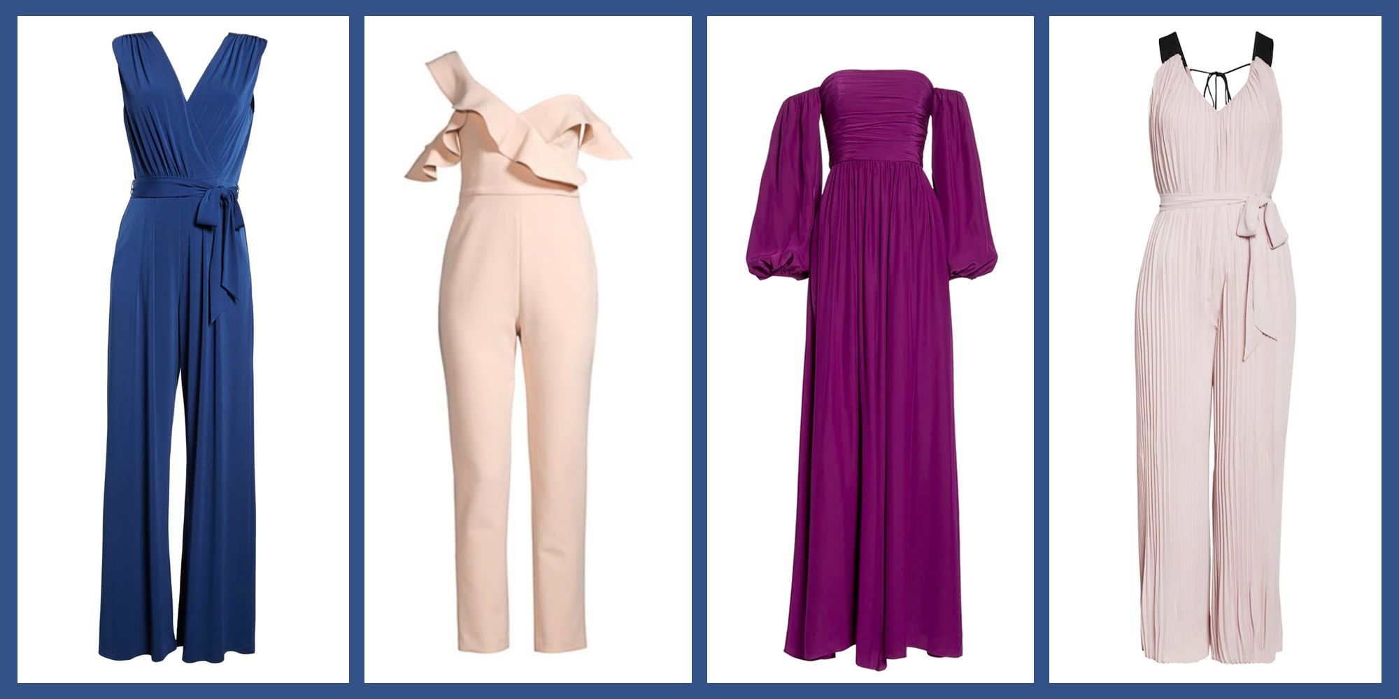25 Dressy Jumpsuits For Wedding Guests 2019 Best Jumpsuits