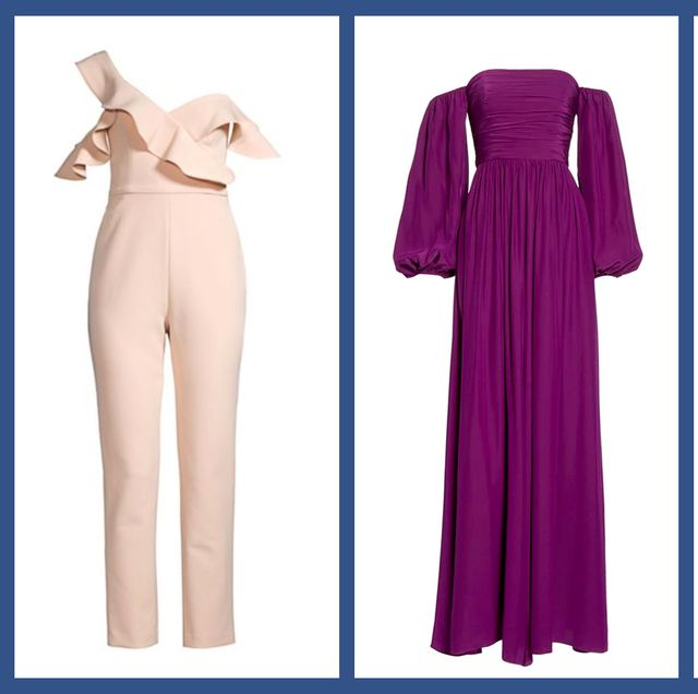 20 Dressy Jumpsuits For Wedding Guests