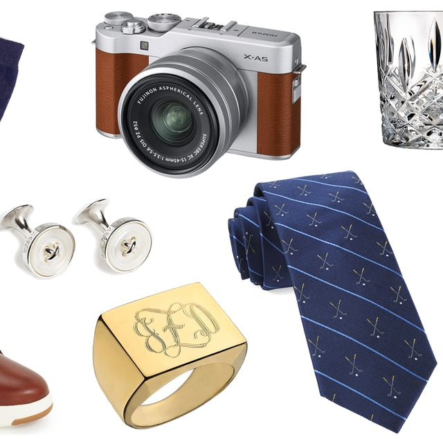 9bee5a74 Cole Haan, Nice Laundry, Turnbull & Asser, Fujifilm, Jennifer Zeuner, Tie  Bar, Waterford, Master & Dynamic. Dad's done a ...