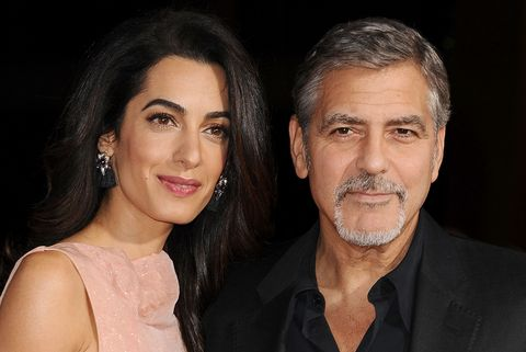 5feb2f63e7 George and Amal Clooney s Love Story - How George Clooney and Amal Met