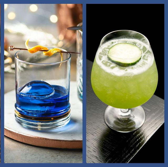 15 Best Gin Cocktails Easy Classic Gin Drink Recipes