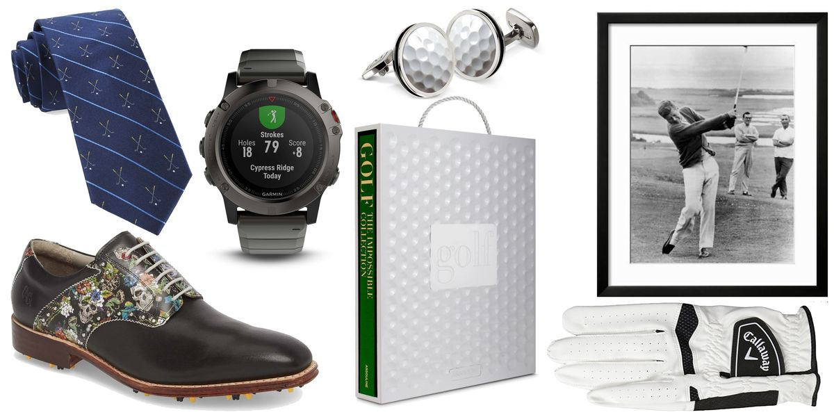 cf973689e4f 30+ Best Golf Gifts in 2019 - Great Gifts for Men Who Love Golf