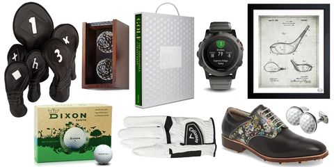30 Best Golf Gifts in 2018 - Great Gifts for Men Who Love Golf
