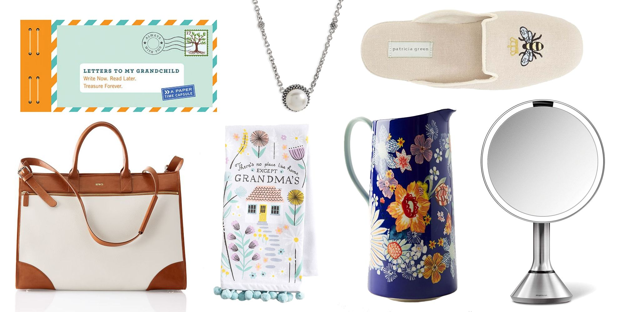 The Best Gifts for Grandmothers
