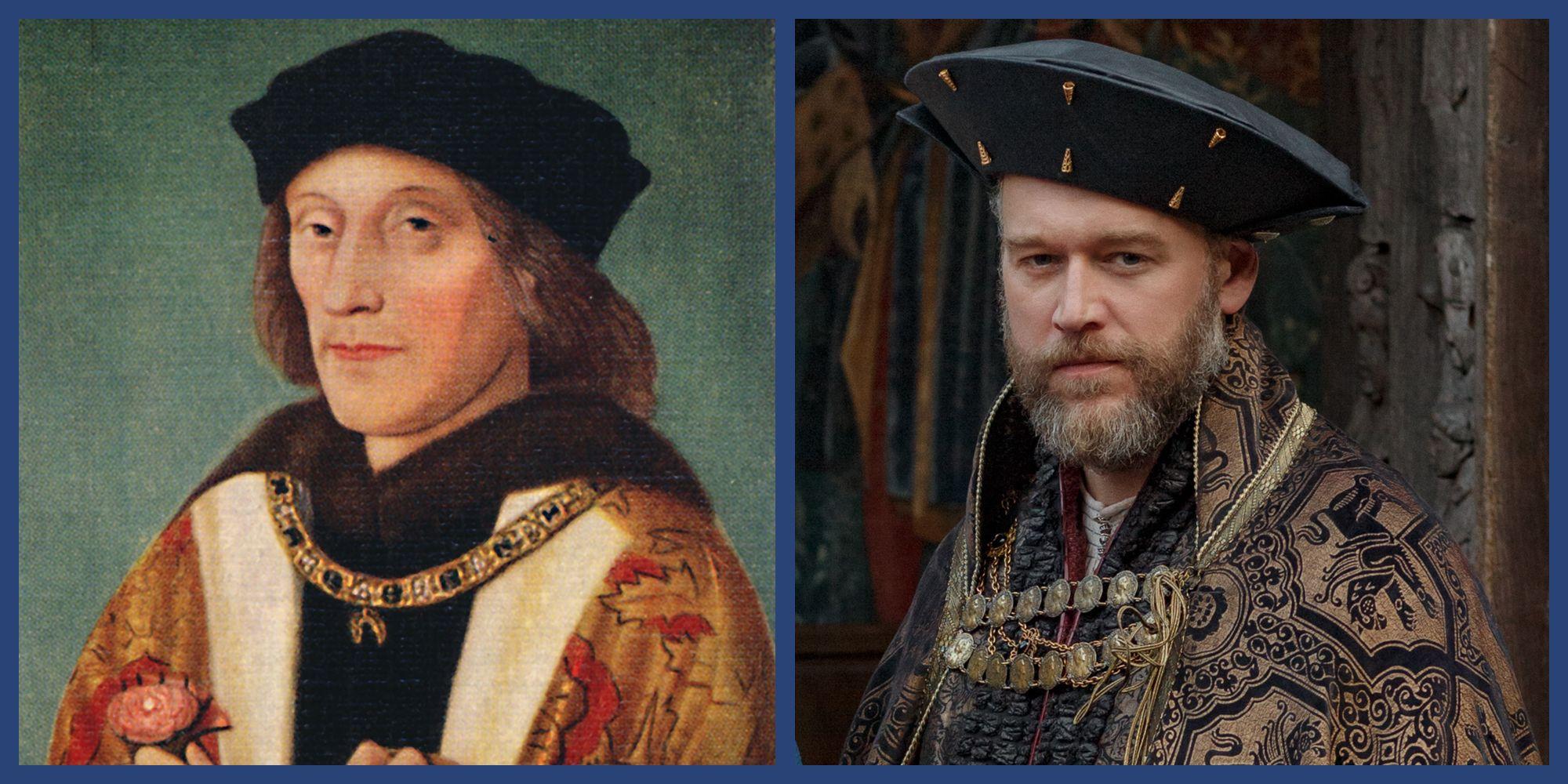 The Secret Death of Henry VIII's Father, King Henry VII