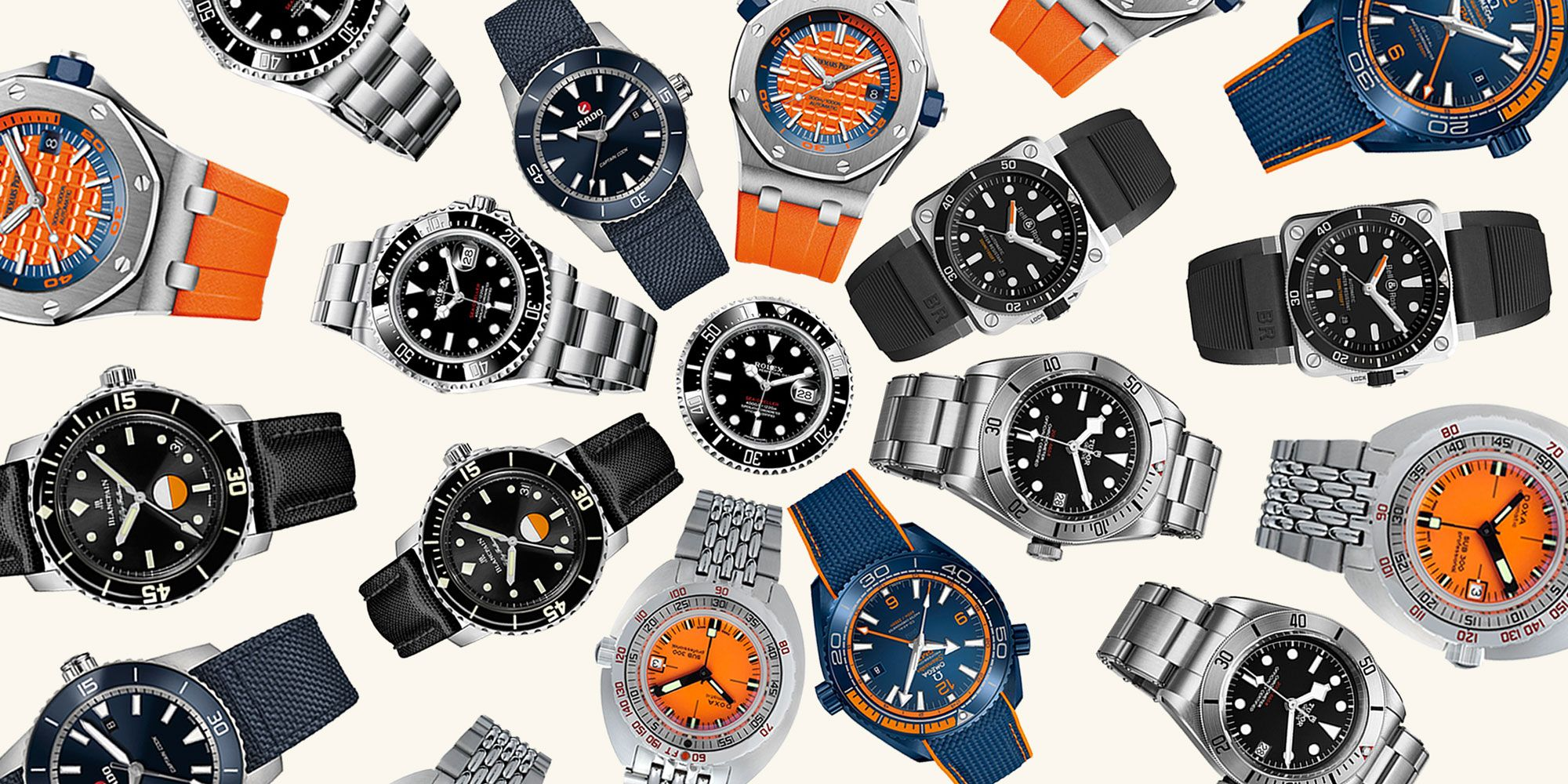 Image result for dive watches