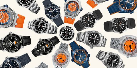 best dive watches for 2017