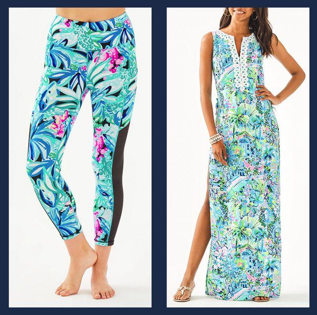 Clothing, Aqua, Blue, Turquoise, Waist, Pattern, Dress, Neck, Leg, Sleeve,