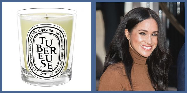meghan markle's favorite diptyque candle