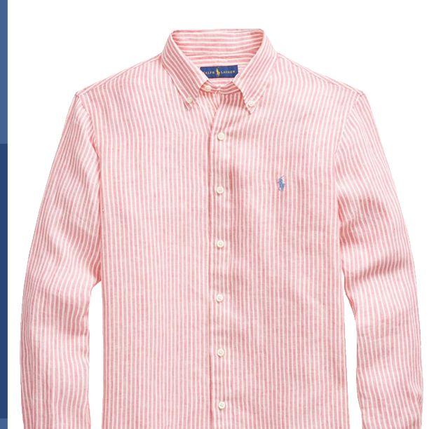 c5b6de7ed 14 Best Men's Linen Shirts 2019 - Summer Linen Shirts