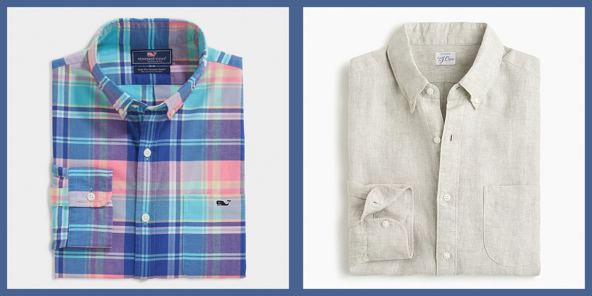 12 Best Men's Shirts to Wear Throughout the Summer