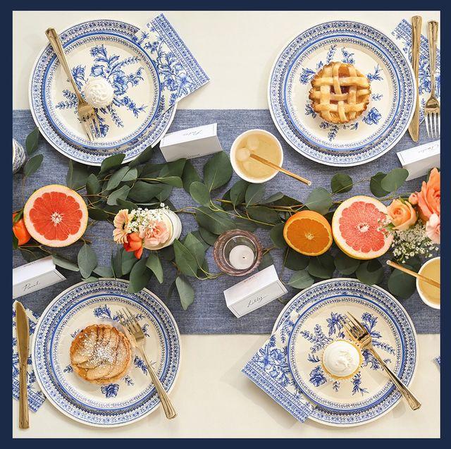 Brunch, Table, Flower, Peach, Floral design, Centrepiece, Flower Arranging, Plant, Floristry, Cut flowers,