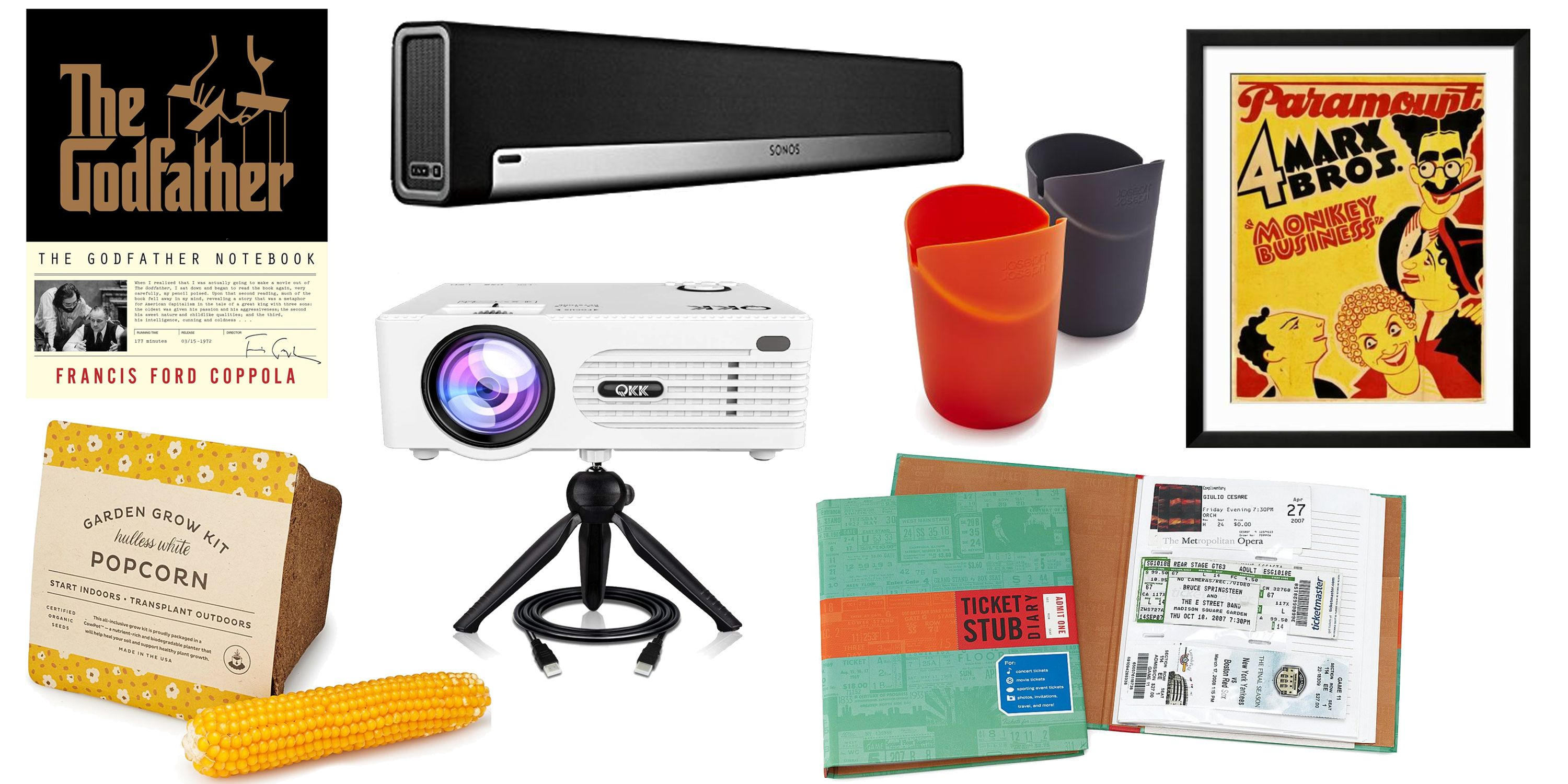 The Best Gifts For Every Movie Lover On Your List