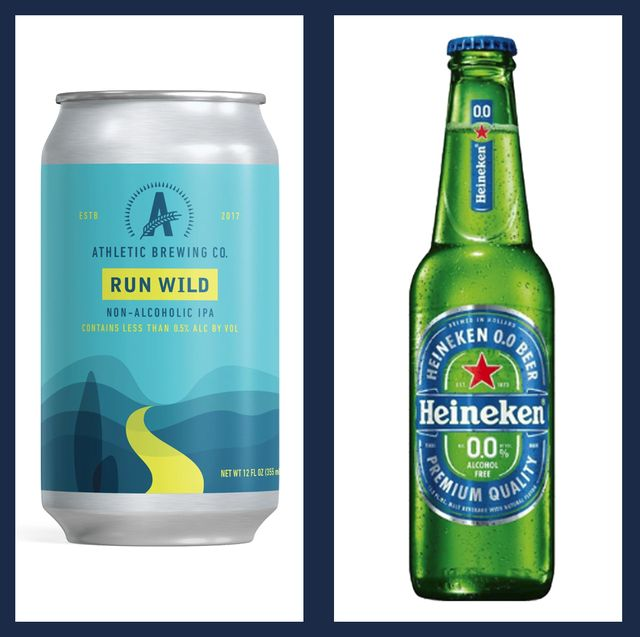 non alcoholic beers