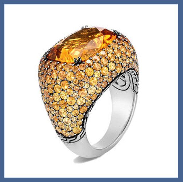 november birthstone jewelry