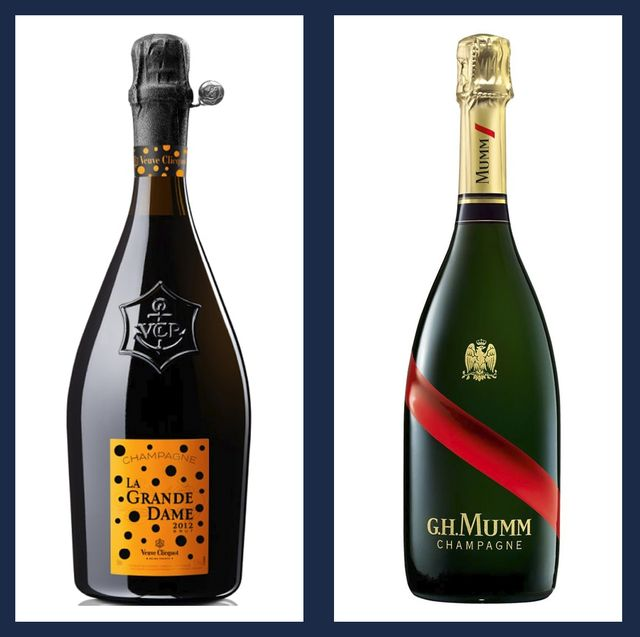 11 Best Champagne Bottles To Drink This New Years