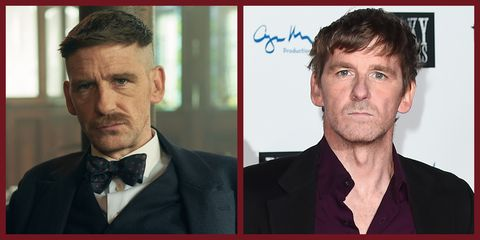 What The Cast Of Peaky Blinders Look Like In Real Life