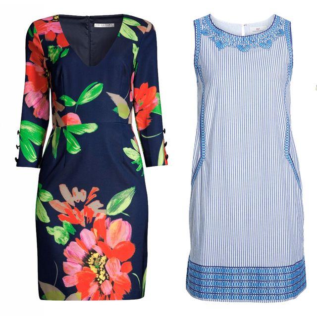 Clothing, Day dress, Dress, Fashion, Sleeve, Vintage clothing, Pattern, Pattern, Neck, T-shirt,