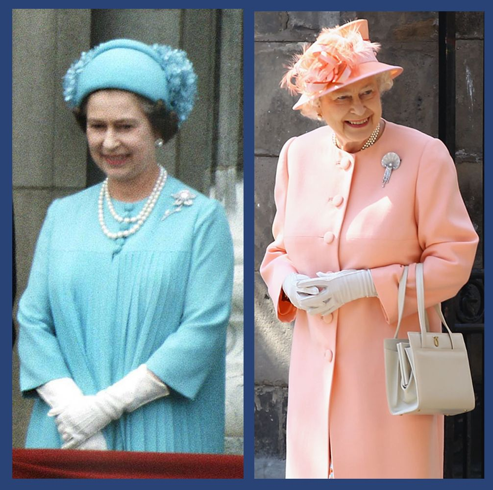 Queen Elizabeth has had plenty of opportunities over the course of her reign to perfect her royal style . The British monarch regularly attends formal galas, state dinners, and public appearances, and in addition to all her duties, she's no stranger to a royal wedding.