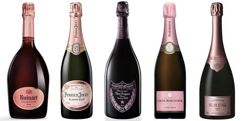 16 best rose champagnes sparkling wines top rosé champagne to