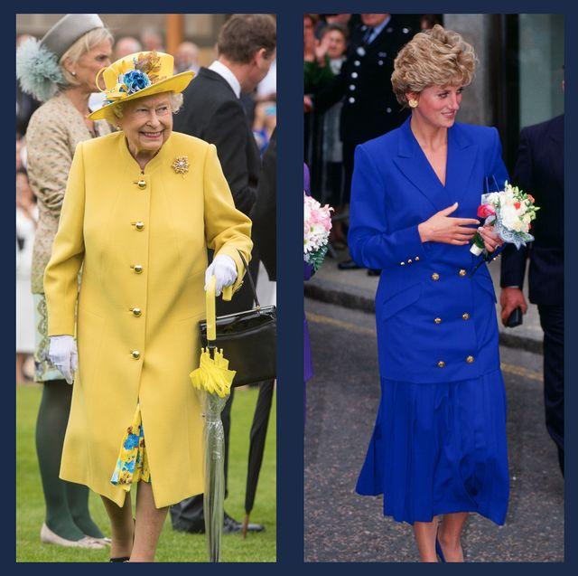royal monochrome fashion