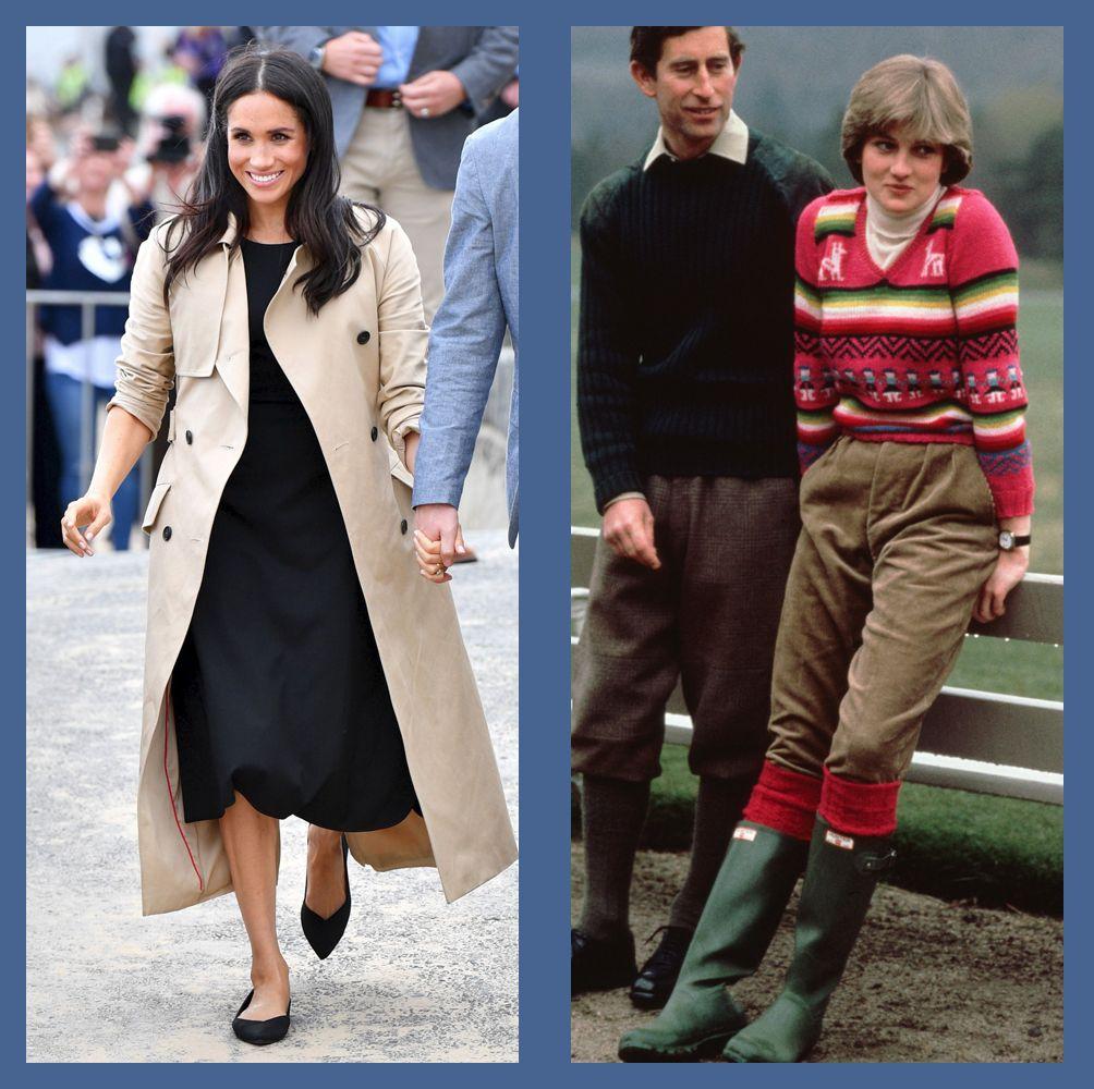 12 Shoe Brands the Royal Family Loves