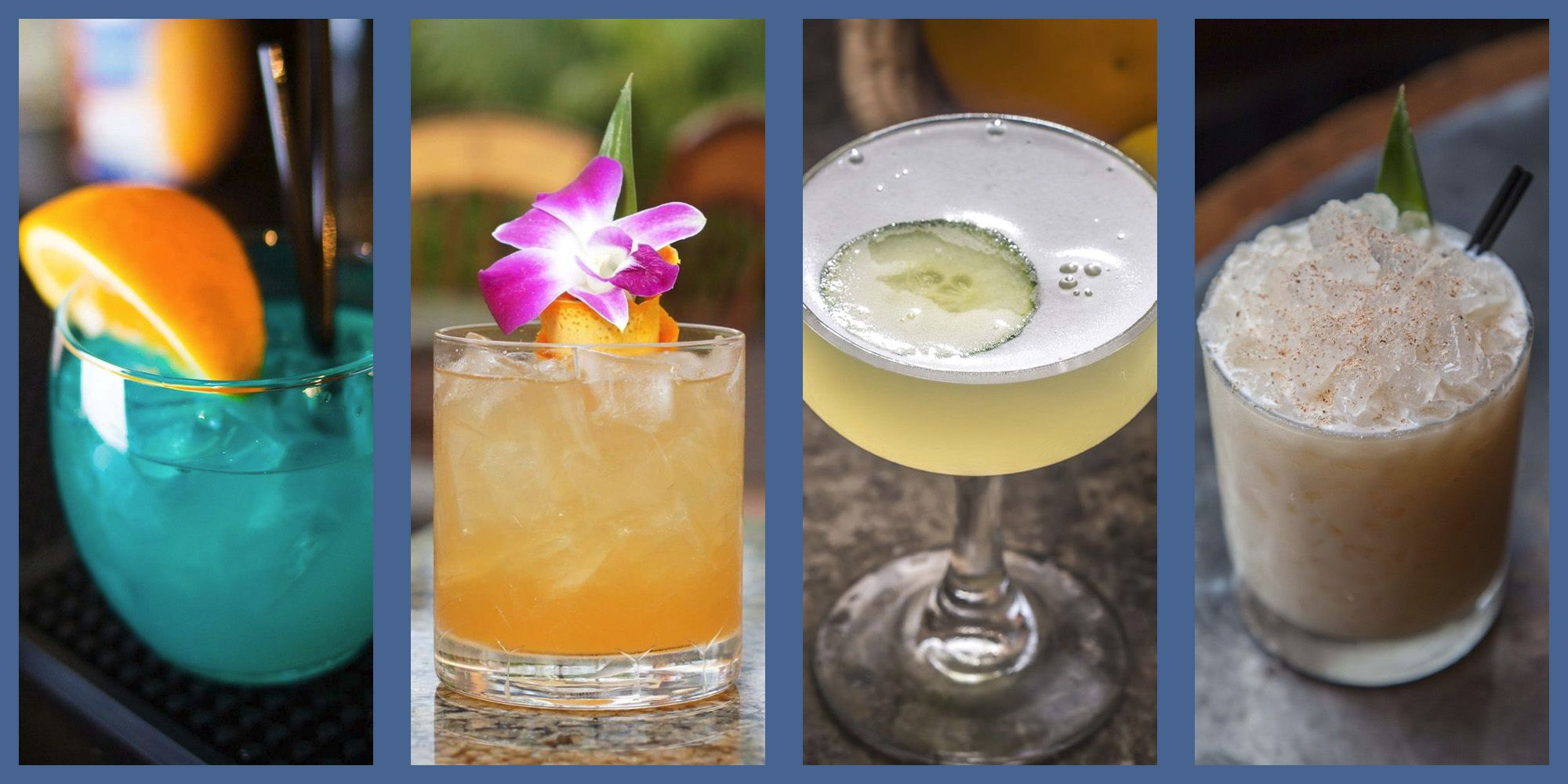 16 Best Rum Cocktails Easy Rum Mixed Drink Recipes For Summer