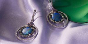 Martin Katz Opal Earrings