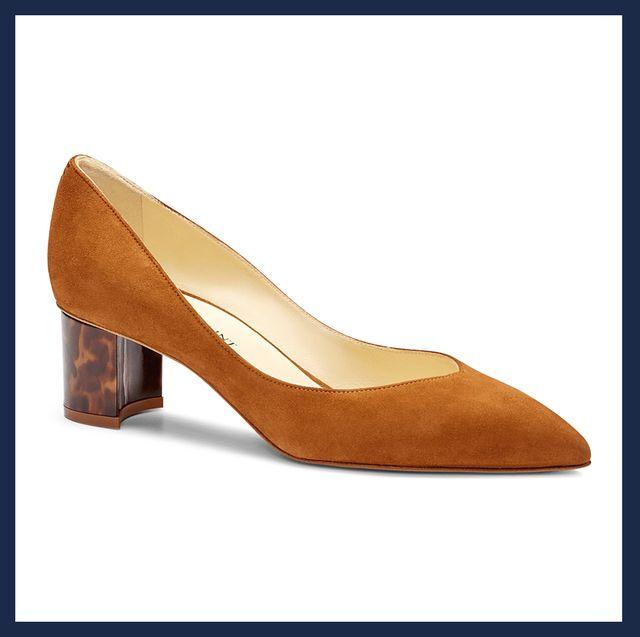 Footwear, High heels, Shoe, Beige, Basic pump, Bridal shoe, Court shoe, Slingback, Sandal,