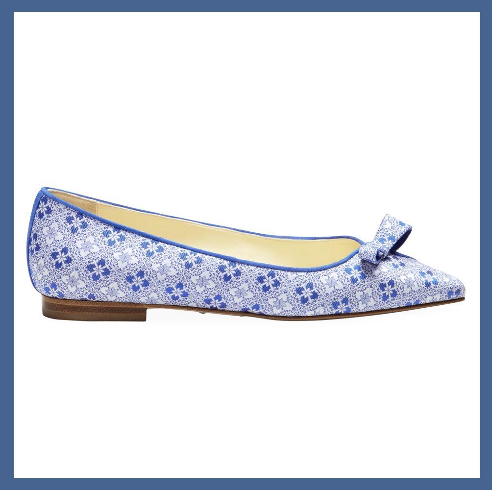 Meghan Markle's Go-to Shoe Brand Sarah Flint is Having a Sample Sale
