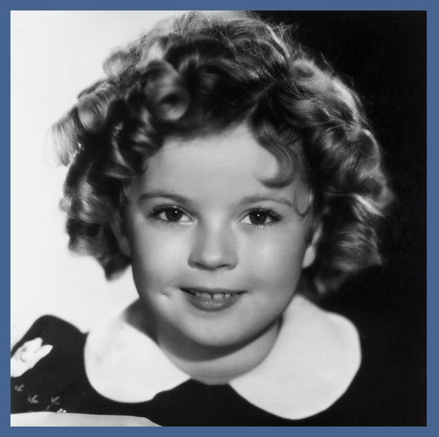 shirley temple's life in photos