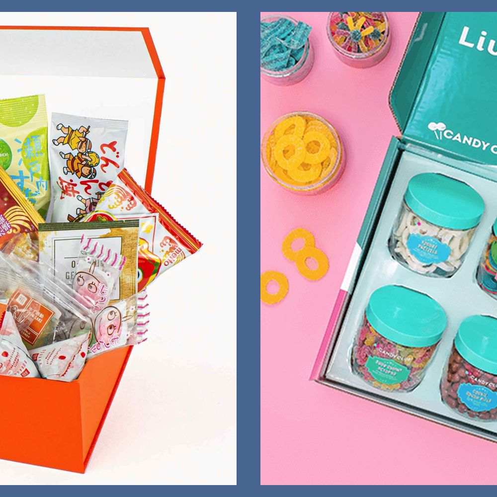 The Best Snack Subscription Boxes for Afternoon Nibbling