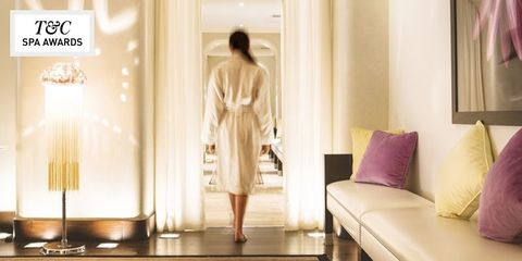 best luxury spas