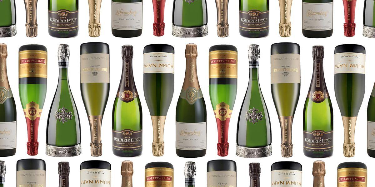12 Best Sparkling Wine Brands - Our Favorite Sparkling Wines to Sip