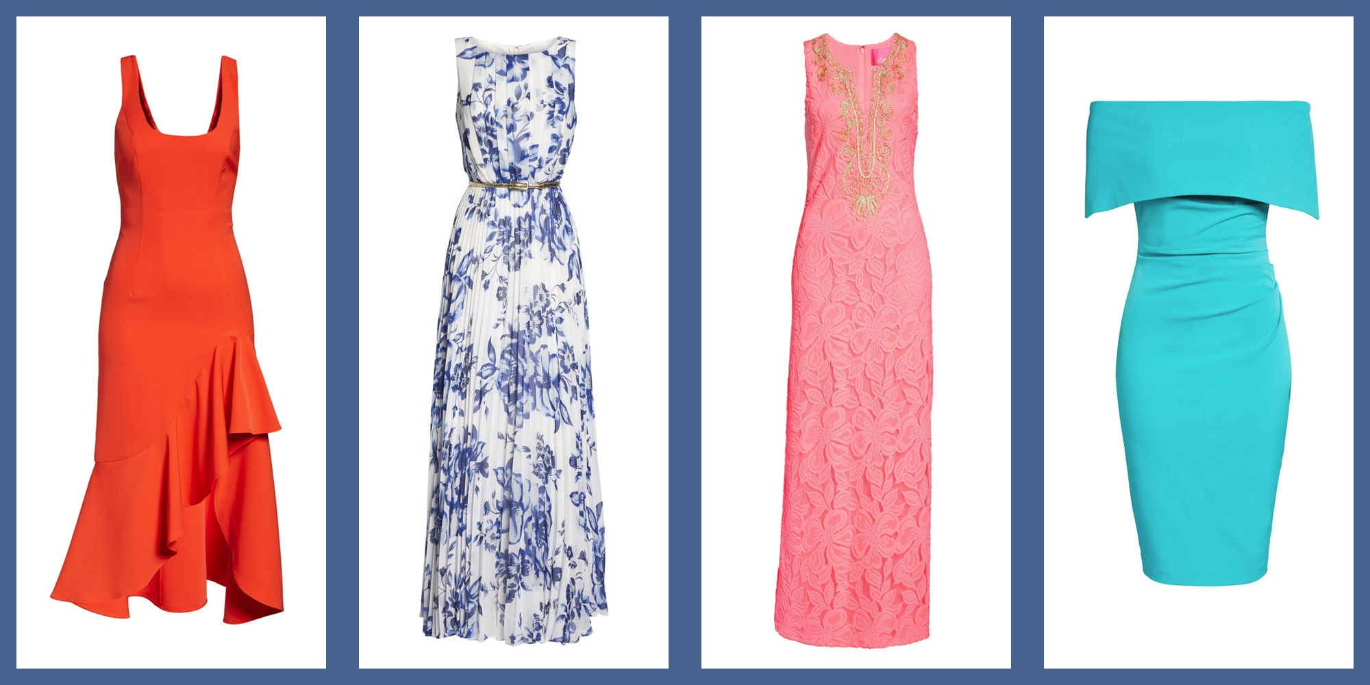 What To Wear To A Summer 2020 Wedding 20 Stylish Summer Wedding Guest Dresses,Resale Wedding Dresses Houston