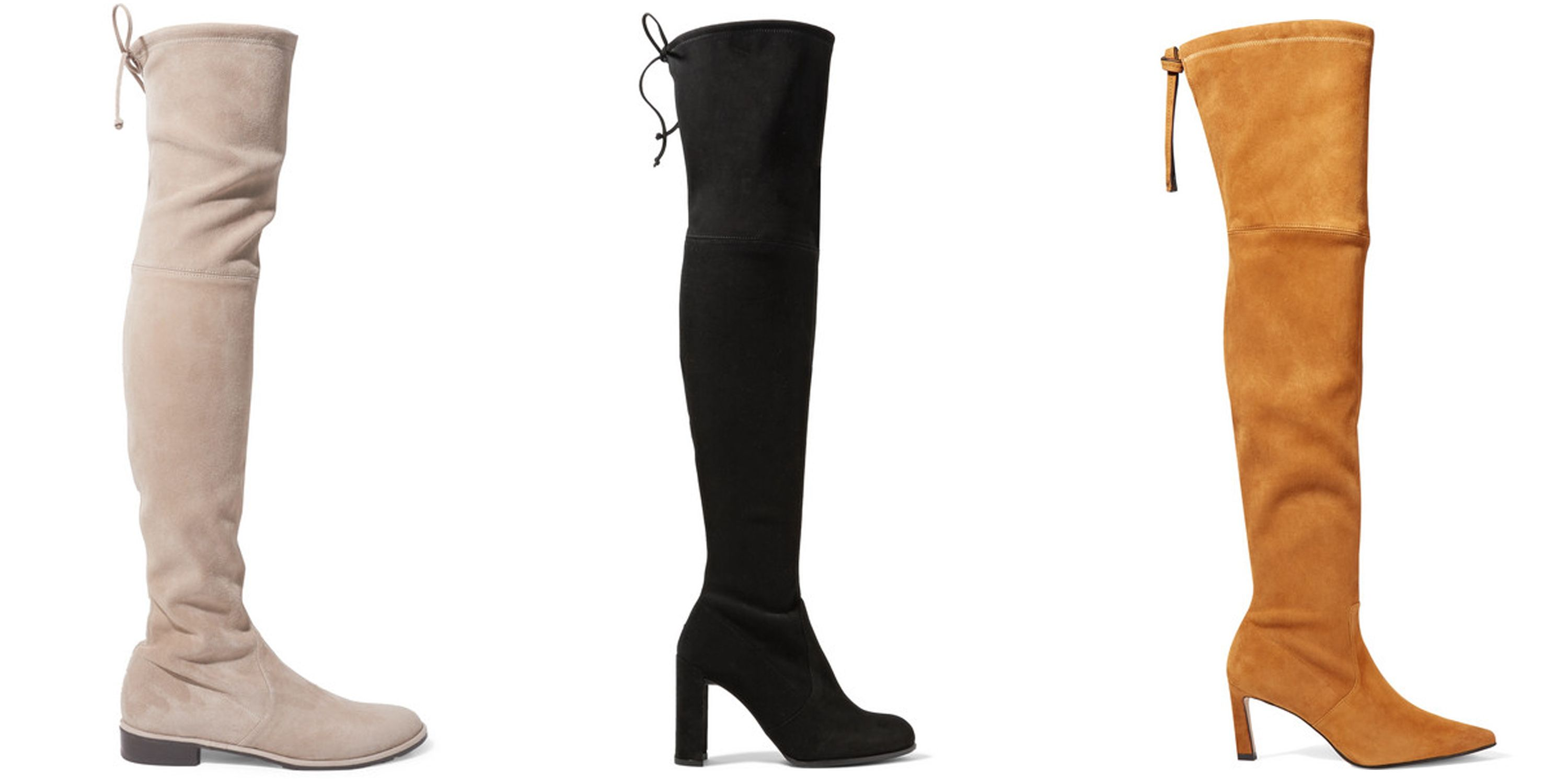 Stuart Weitzman's Over-the-Knee Boots Are 50 Percent Off Right Now