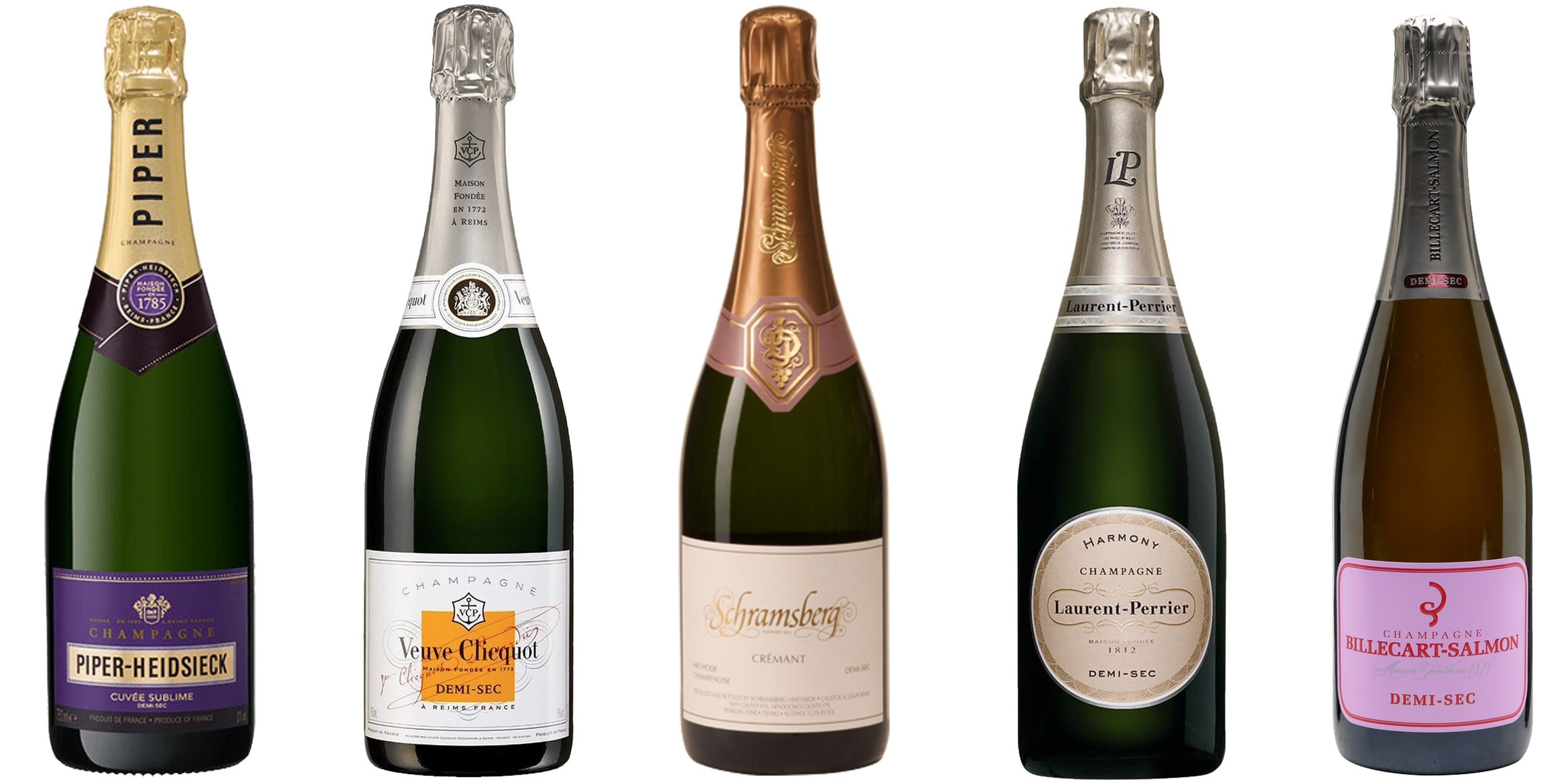 The Best Sweet Champagne 12 Good Demi Sec Sparkling Wine Brands