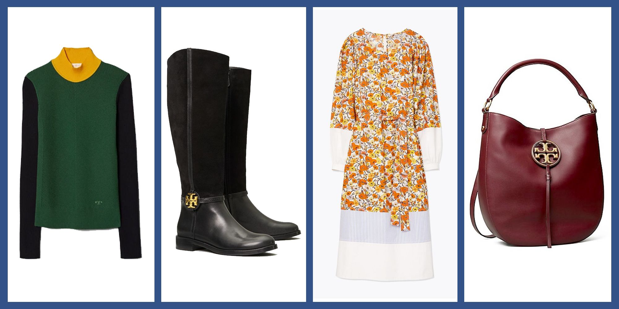 Stock Up on All of Your Tory Burch Fall Favorites Now