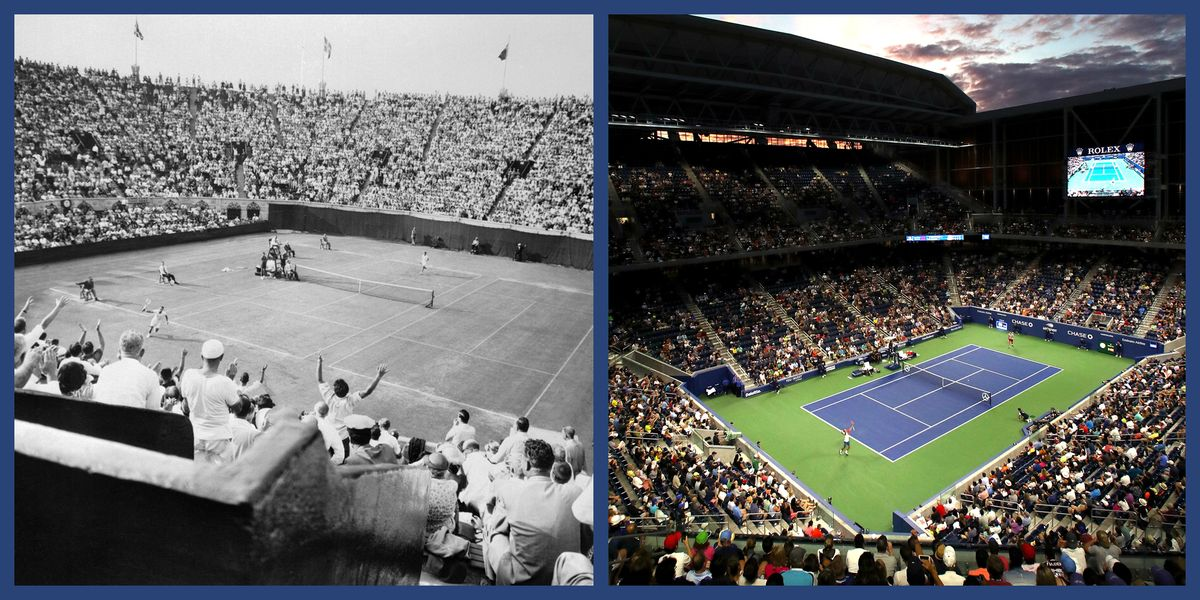 The History Of The U S Open Tennis Tournament Facts Past Winners And More