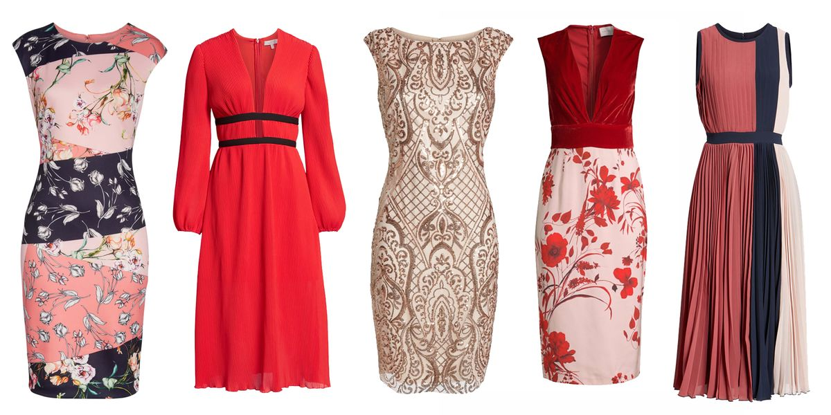 b669e1e5f1 20+ Chic Valentine s Day Dresses 2019 - What to Wear On Valentine s Day